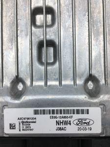 Engine ECU EB3G-12A650-KF Ford