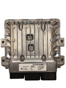 Engine ECU GK4A-12A650-UA Ford