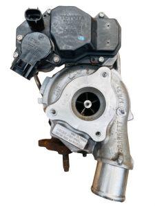 Turbo GTB1241VKZ Toyota